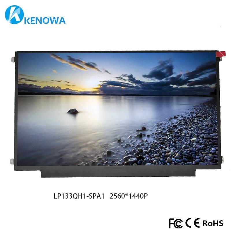 Xiajing 13.3 ince LED ekran LP133QH1 SPA1 LP133QH1 SP A1 LED LCD Ekran 2560X1440 40pin EDP 2 K lcd ekranXiajing 13.3 ince LED ekran LP133QH1 SPA1 LP133QH1 SP A1 LED LCD Ekran 2560X1440 40pin EDP 2 K lcd ekran