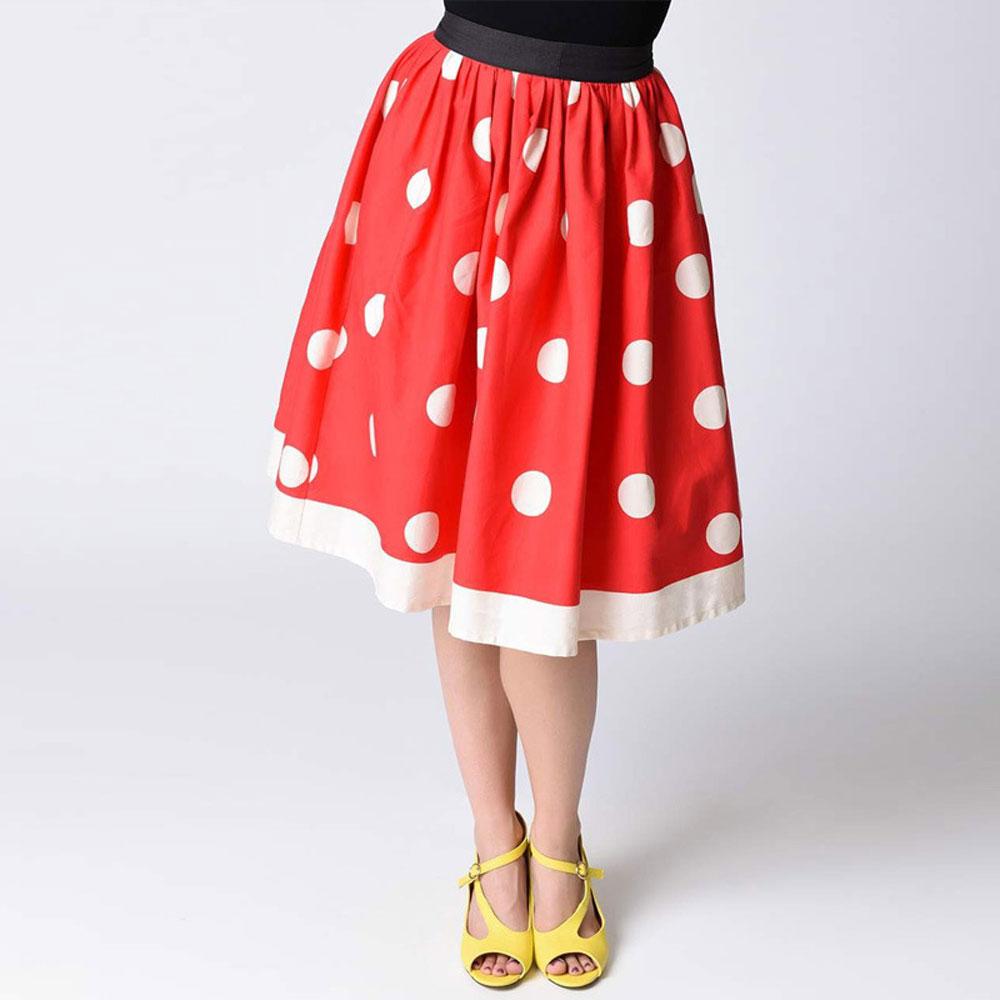 8bd3ae5dc2e XAXBXC 009 nouveau été Sexy fille princesse bulle jupe rouge blanc à ...