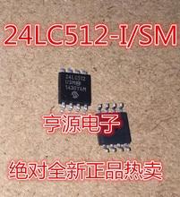 Si Тай и SH 24LC512-I/SM 24LC512 SOP-8 IC интегральной схемы