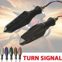 Motorcycle Signal lights Led Turn Flasher Warning lamp For KTM 144 150 120 SX 250 EXC-F XC Honda XR650L CRF250L CR125