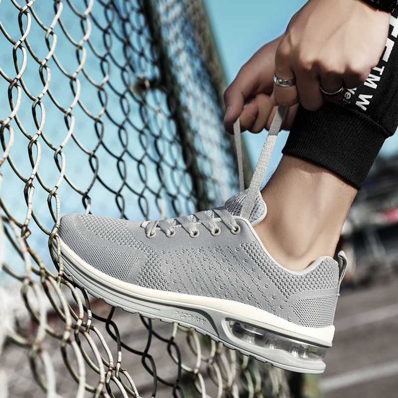 2017 Summer New Men Sport Shoes Breathable Outdoor Running Shoes Boys Outdoor Walking non slip Shoes lace up Athletics sneakers forudesigns kids sport shoes boys girls for children walking cycling running nebula pringting lace up sneaker shoes outdoor