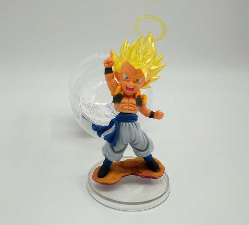Original BANDAI Styling Goku Dragon Ball Super UG 08 UI Jiren Gogeeta Figura Brinquedos Brinquedos Bonecas Figurals