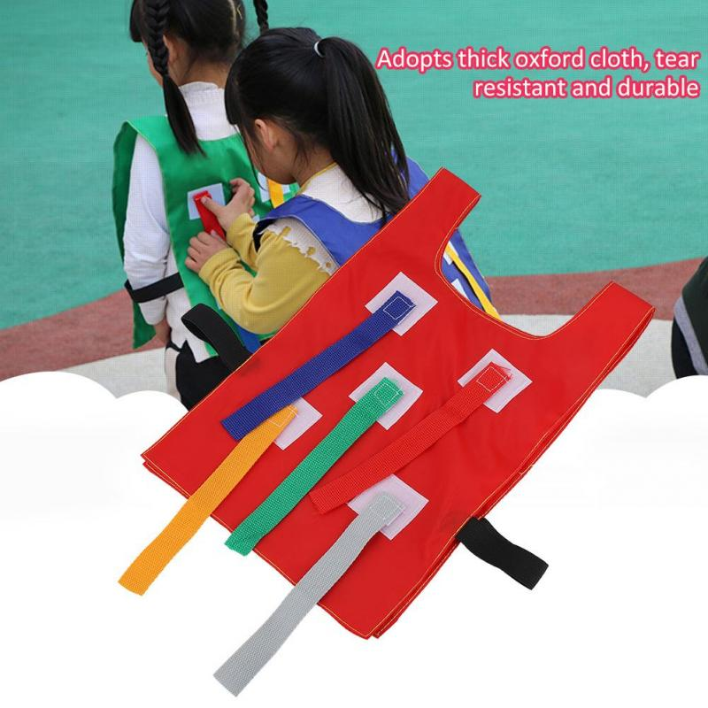 Kids Outdoor School Pull Tails Games Activity Educational Kindergarten Equipment Sports  ...