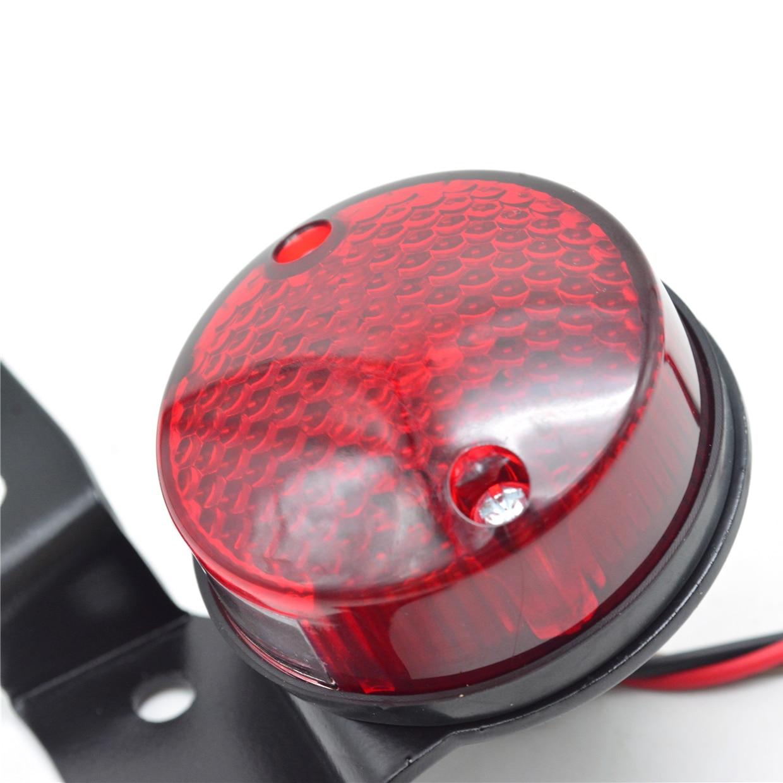 Motorcycle Brake Tail Rear Light Bulb Turn Signal Brake Lights for Harley Street 750 Road Glide Ultra CVO Limited Street Glide