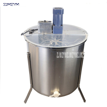 Beekeeping appliance 6 box stainless steel electric honey machine separator honey bucket honey honey sugar machine фото