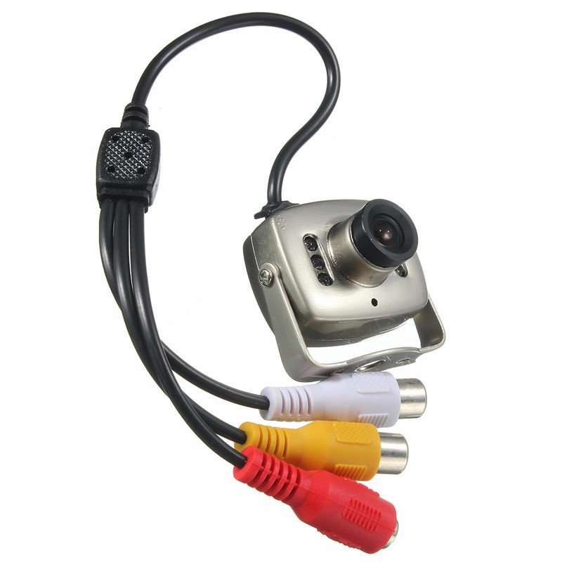 NEW Portable Wired Mini Video Color Security CCTV Surveillance Camera Camcorder Night Vision Infrared Video Recorder