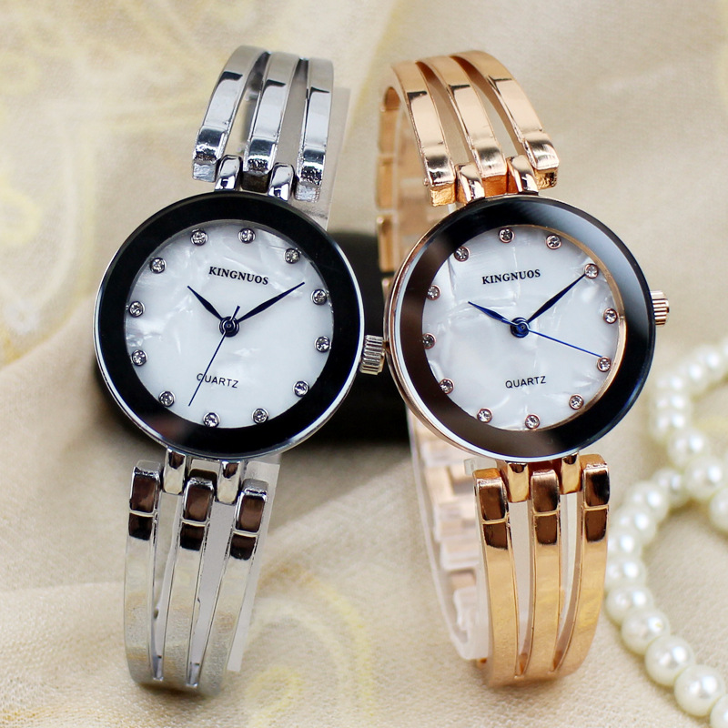 Casual Gold Watch Women 2017 Quartz Watches Ladies Wristwatch Female Clock Dress Girls Hodinky Relogio Feminino Reloj Mujer new fashion unisex women wristwatch quartz watch sports casual silicone reloj gifts relogio feminino clock digital watch orange