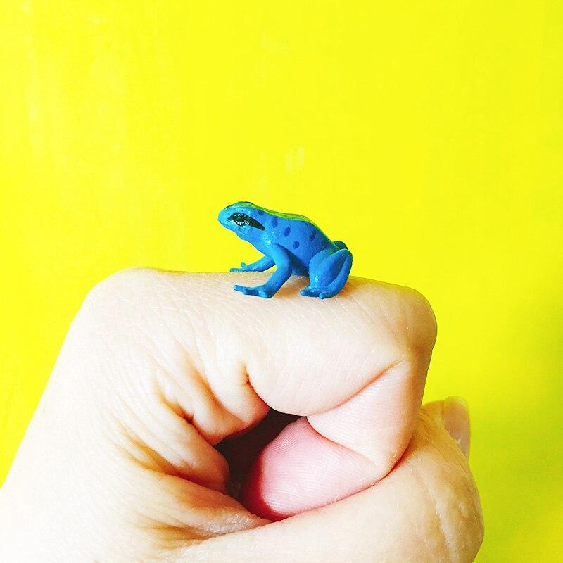 sale~1Pcs/mini 2cm frog/doll house//miniatures/lovely cute/fairy garden gnome/moss terrarium decor/crafts/bonsai/ DIY/c087 ...