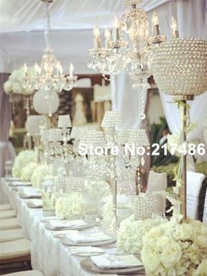 Chandelier Centerpieces For Weddings Floor Standing Wedding Crystal