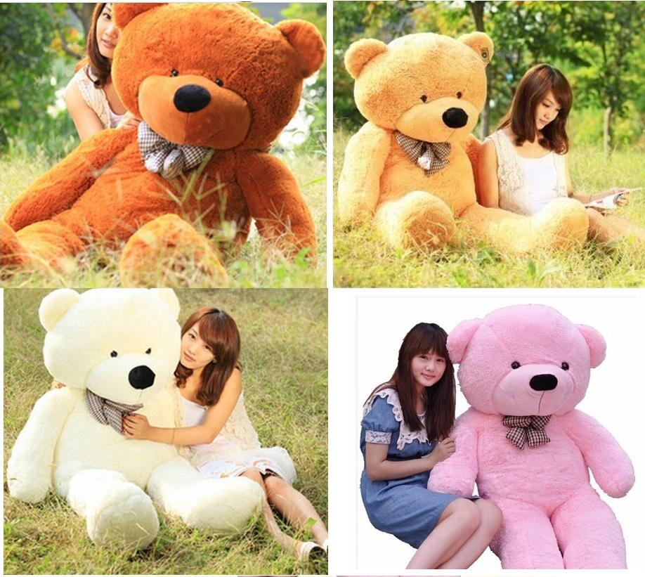popular big teddy bears buy cheap big teddy bears lots from china big teddy bears suppliers on. Black Bedroom Furniture Sets. Home Design Ideas