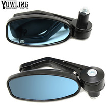 Universal Motorcycle Mirror View Side Rear Mirror 22\24mm Handle bar For Benelli BJ BN 300gs 600gs 300 600 600i i gs yamaha stagepas 600i