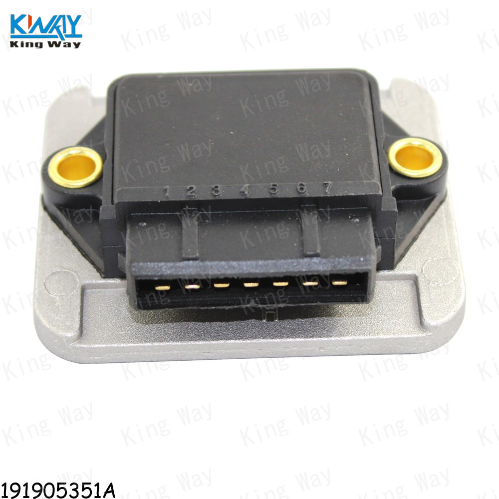 Control-Module-Unit Way-Ignition 191905351A VW/AUDI For 191905351a/0227100142/8980534/Lx621