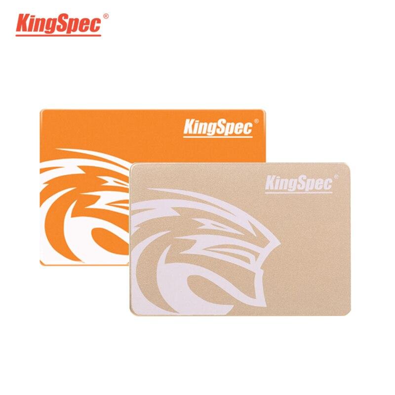 KingSpec 500GB SSD 1TB Disco Rígido de 512GB HDD 2.5 SATA Disco Duro Polegada Interno SATAIII SSD 240GB 120 GB 128GB 256GB para Computador Portátil PC