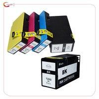 5 pçs compatível pgi 1200 para canon PGI-1200 cartuchos de tinta para impressora canon pixma mb2020 mb2320 tintas