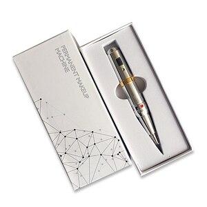 Image 5 - Cordless Microblading Machine pisak do tatuażu dermograf do makijażu permanentnego brwi, Eyeliner, wargi, mały tatuaż