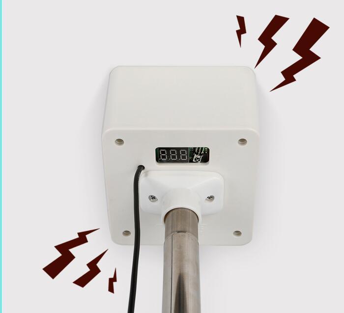 Reductor/disminución/reducción del ruido de la máquina de sonido del vecino de arriba/eliminador de sonido/silenciador de golpe de ruido Máquina de ruido para reducir/disminuir/reducir el ruido del vecino de arriba, eliminador de ruido/eliminador de sonido/silenciador
