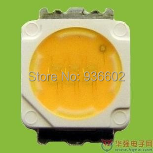 NICHIA wysokiej dioda LED dużej mocy 6050 5050 1W ciepły biały NS6L083BT tanie i dobre opinie