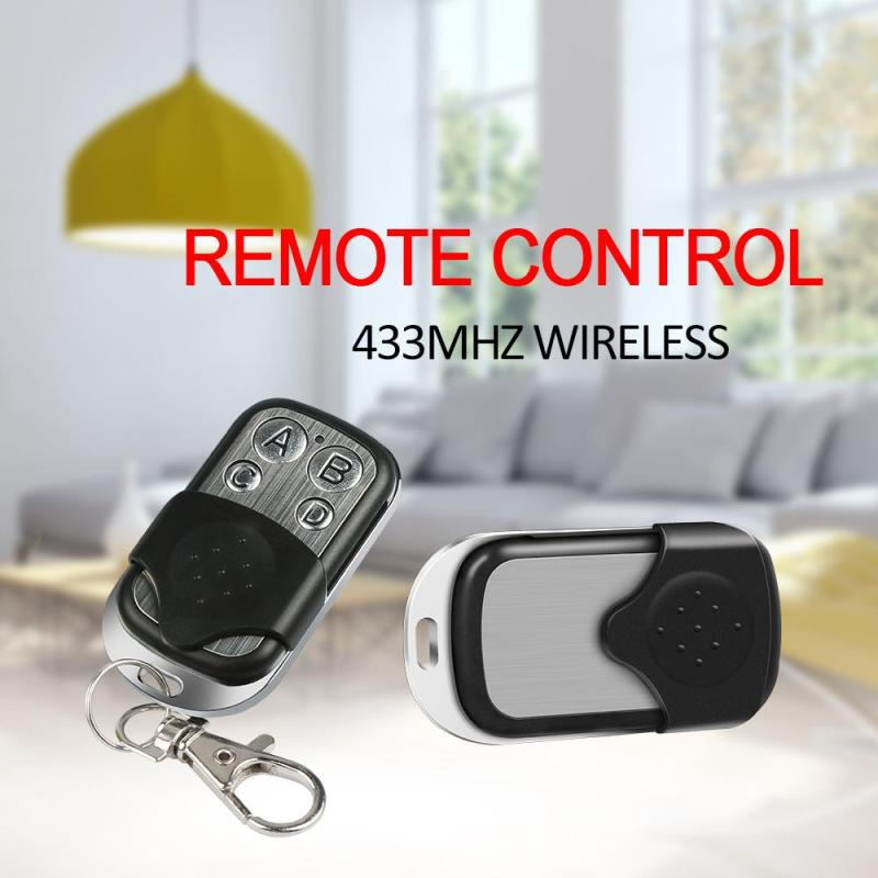 Universal Wireless Transmitter Control Relay Receiver Module 433MHz DC 12V 4CH Key Fob Garage Door Opener Remote Control Switch lushazer dd spoon fishing lure 5g 10g 15g silver gold metal fishing bait spinnerbait treble hook hard lures china free shipping