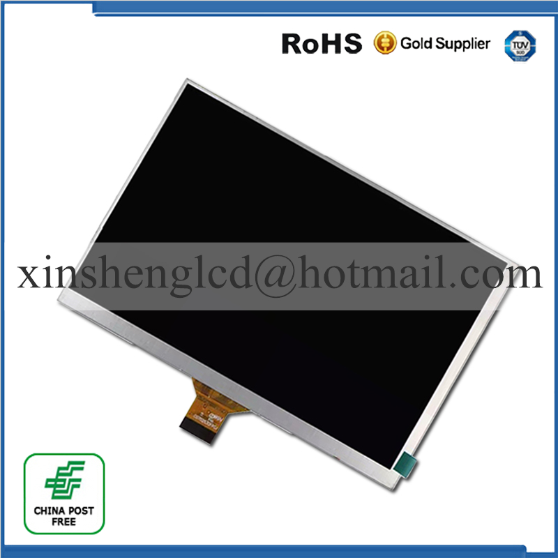 7 inch LCD Screen Display Screen for Oysters T72X 3G Tablet Replacement Free Shipping