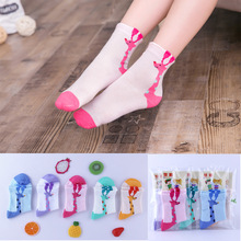 Kids Cotton Breathable Socks