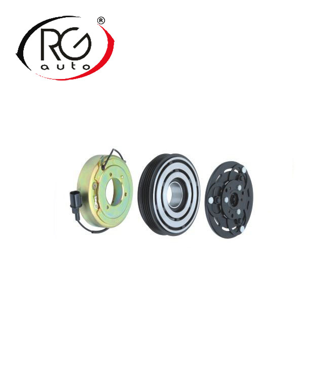 4pk 117.5mm Hot Sale Auto A/c Compressor Electromagnetic Clutch For Delica Compressor Pulley /compressor Coil /compressor Sucker Auto Replacement Parts