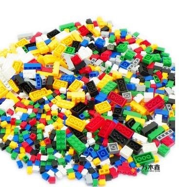 1000 unids bloques ladrillos a granel compatible sets accesorios diy ladrillos de construcción de juguetes educativos ladrillos muliticolors