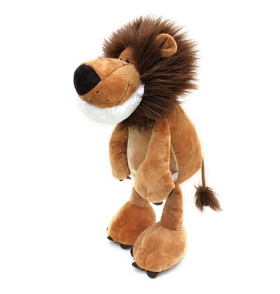 stuffed animal plush 80cm jungle lion plush toy soft doll gift w2773 plush toya elephant plush lion stuffed and soft animal toys