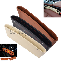 Car Styling Seat Pocket For Citroen C5 C4 C3 VW Polo Passat B6 B5 B7 CC