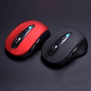 Image 2 - אלחוטי עכבר אופטי 1600 DPI האופטי אלחוטי עכבר מחשב עם 2.4G מקלט מיני עכבר למחשב נייד למחשב