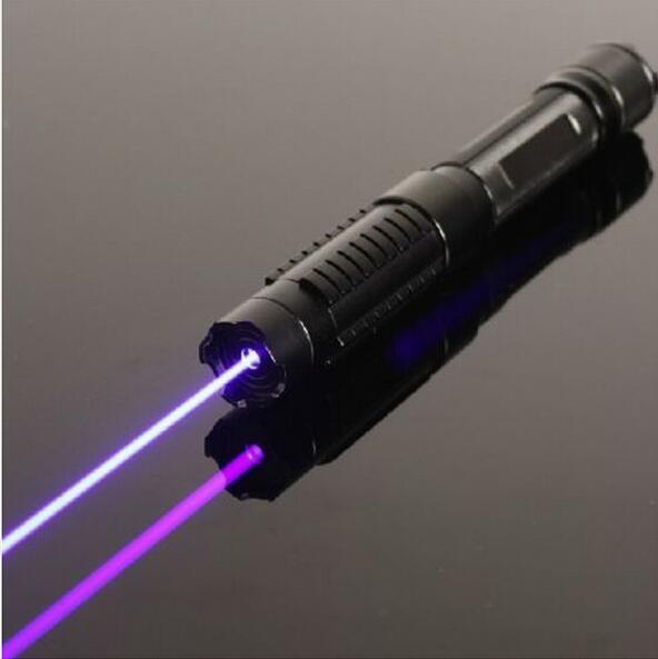 High Powered Laser Purple 10000mw 405nm Burning Pointeur