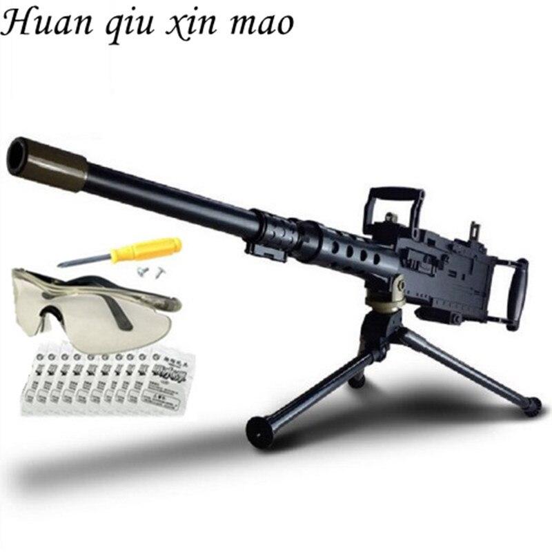 Huan qiu xin mao simulation mitraillette rafales d'eau balle pistolet enfants jouet pistolets CS jeu Paintball pistolets