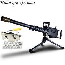 High quality The new simulation submachine gun bursts of water bullet gun military model children toy guns WJ089 недорго, оригинальная цена
