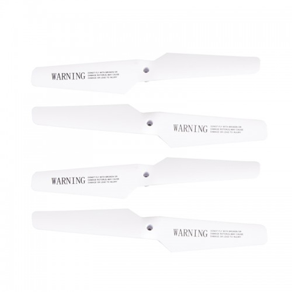 Wholesale Syma X5 X5C X5SC H5C Main Blades Propellers Spare Part X5 02 rc helicopter quadcopter
