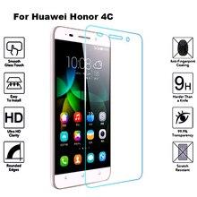 2 шт. закаленное стекло для Huawei Honor 4C Защитная пленка для экрана Защитное стекло для Huawei Honor 4C Honor4c CHM U01 CHM U01