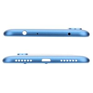 Image 5 - オリジナル xiaomi redmi 注 6 プロバックカバーハウジング redmi 注 6 プロ後方バッテリードアカメラガラスサイドキー交換部品