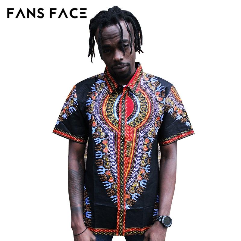 Exceptionnel FANS VISAGE Africain Mens de Nigeria Vêtements Hommes À Manches  NG16