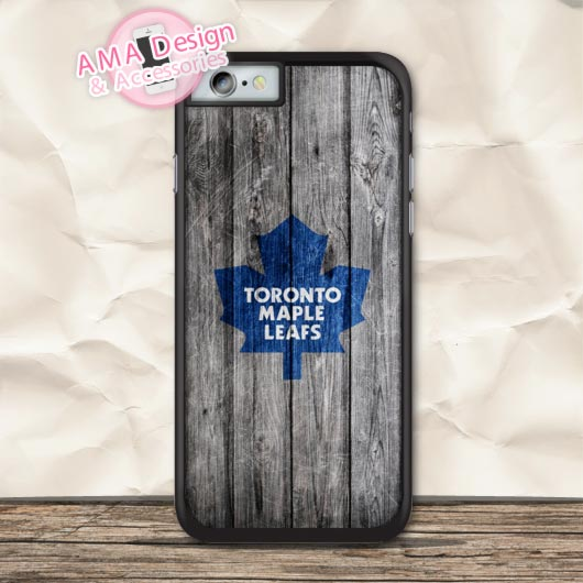 Torontu Maple Leafz Ice Hockey Case For iPhone X 8 7 6 6s Plus 5 5s SE 5c 4 4s For iPod Touch