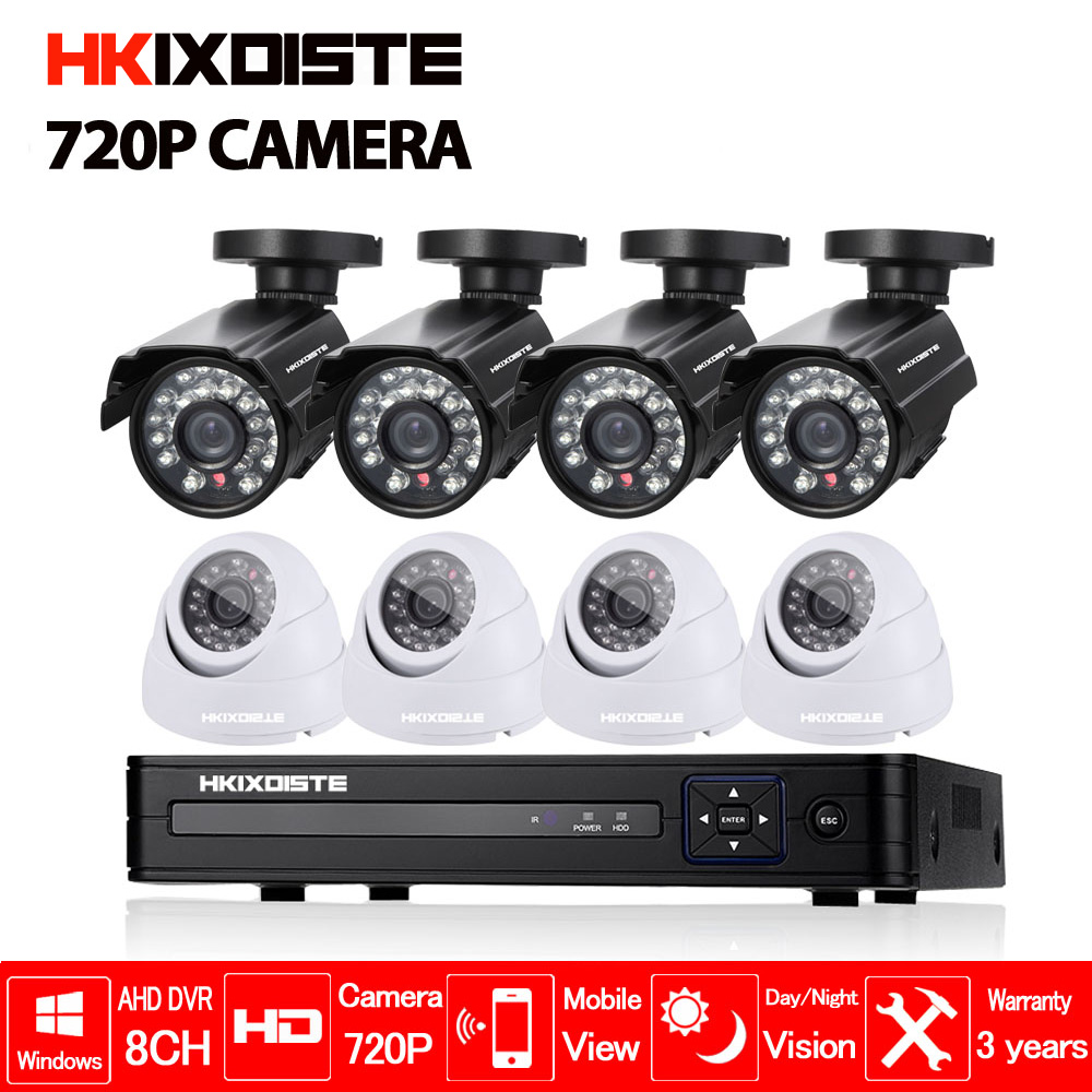 2000TVL 720P HD Indoor Outdoor CCTV camera Security Camera System 1080N Home Video Surveillance DVR Kit 8 CH 1080P HDMI Output new original backlit keyboard for lenovo thinkpad p70 p50 us english backlight keyboard 00pa288 00pa370