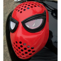 Spider Man Homecoming Spider Helmet Spiderman Far From Home Faceshell With Lenses For Cosplay Costume Mask