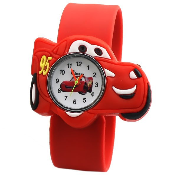 2016 New Brand Children Jelly Cartoon Watch, Children Q Version Quartz Watch Casual Watches Kids Clock Relogio Feminino Hot Sale