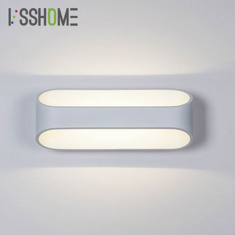 [VSSHOME] 5W 10W LED Wall Lamps Dimmable Bedroom Decoration Beside Reading Indoor Lighting Living Room Corridor Lamp AC90-260V [ygfeel] 21w led wall light creative bedroom wall lamp indoor living room foyer decoration corridor stair lighting ac90 260v