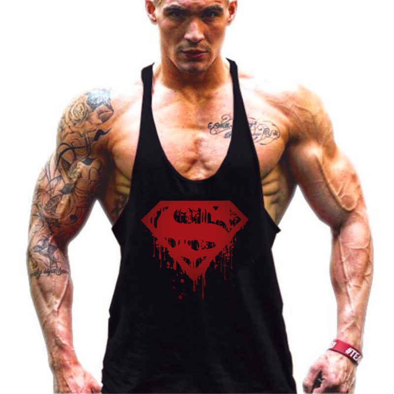 Muscleguys Gyms Clothing Bodybuilding Singlets Mens   Tank     Tops   Shirt,Fitness Men's Gyms Stringer   Tank     top   Muscle Undershirt