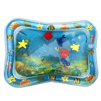 Hot Selling Baby Kids water play mat Inflatable Infant Tummy Time Playmat Toddler for Baby Fun Activity Play Center