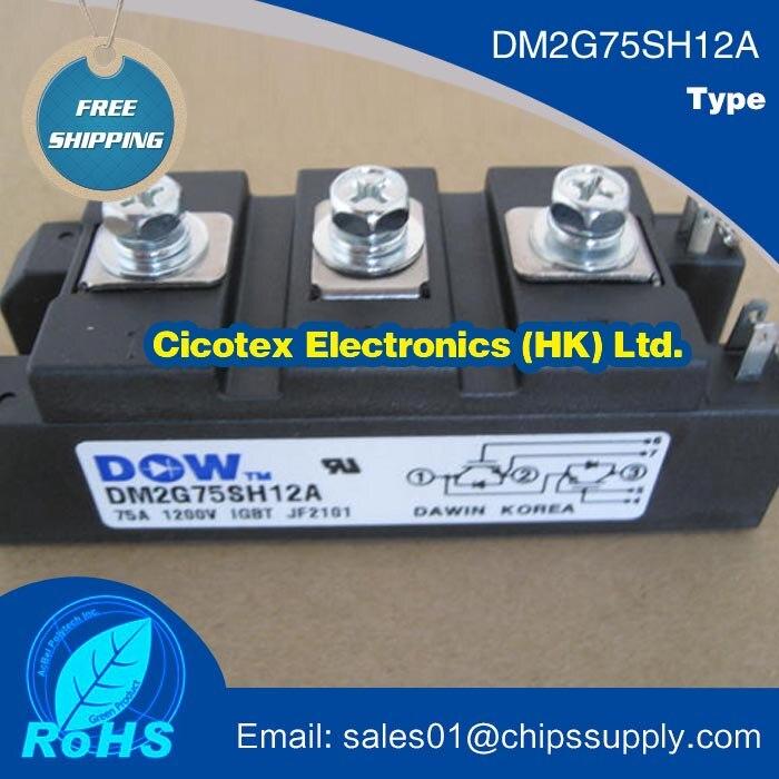 DM2G75SH12A 2G75S Module IGBTDM2G75SH12A 2G75S Module IGBT
