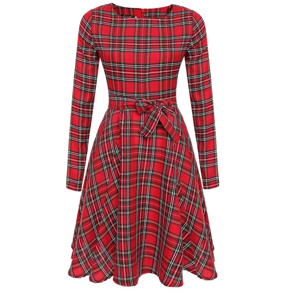 Long sleeve dress xl load