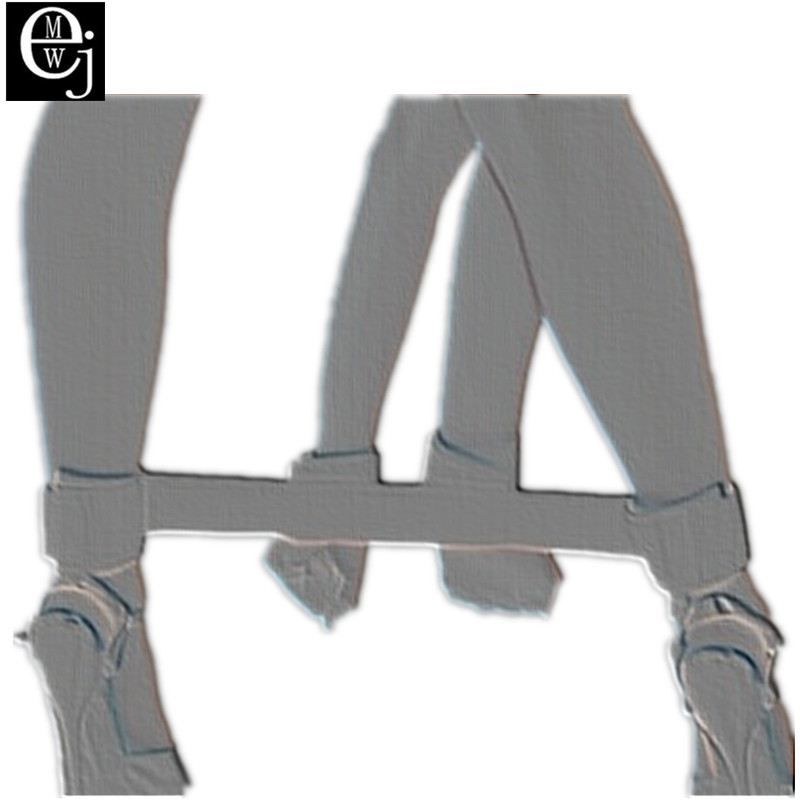 Ejmw New Nylon Leg Irons With Handcuffed Sex Games For -9510