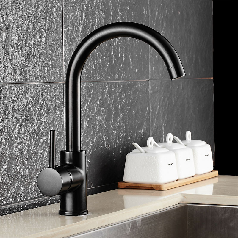Free Shipping 360 Degree Rotating Copper Kitchen Faucet Hot & Cold Water Vegetables Basin Kitchen Sink Mixer Kitchen Water Tap free shipping black color basin sink faucet single level hot and cold water copper mixer tap
