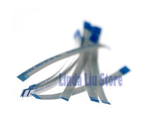 Image 5 - 100pcs/lot Power Reset Switch Ribbon flex Cable for PS2 90000/900xx