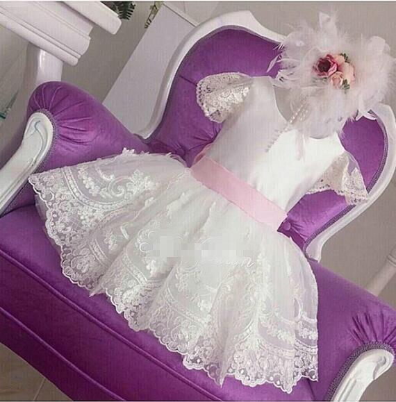 Summer Dress for Children Flower Girls Dress Party Wedding Dress Elegent Princess Vestidos music note party swing dress