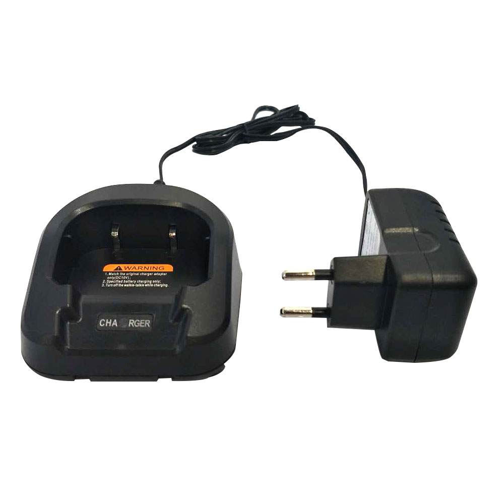 BAOFENG Radio Battery Charger for Walkie Talkie UV-82 UV-82L UV-89 UV-8D UV82 UV89 UV8 UV8D AC 100-240V, 50/60Hz. 10V, 0.5A.